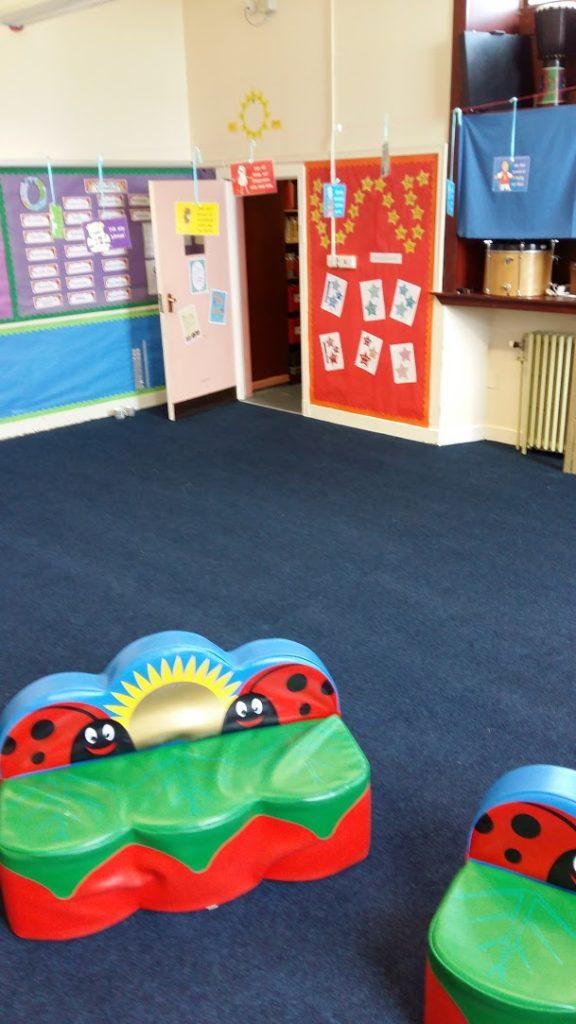 Photo of Nursery Carpet - PS Carpets